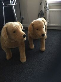 Large Toy Labrador Dogs