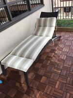 Patio - Folding Lounge Chair for Sale !