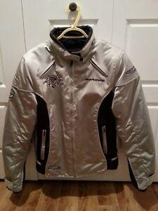 manteau moto femme Bering fastlane