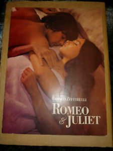 Production Book of Romeo And Juliet 1968