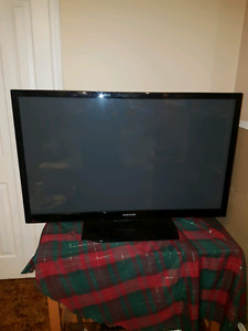 "46"" Samsung LED TV!"