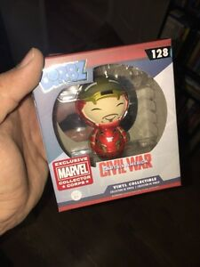 Marvel Collector Corps:Exclusive Iron Man from CIVIL WAR
