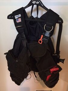 Scuba gear complete set