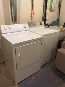 Washer and Dryer 350$