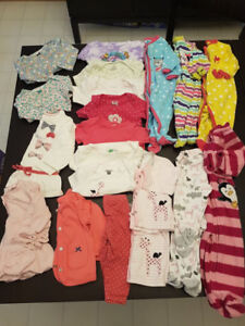 6 month girls clothing