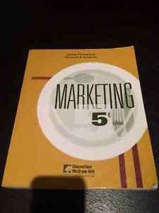 Manuel de Marketing 5e edition Cheneliere - Marketing Book
