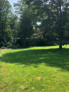 NEW REDUCED PRICE! LOT FOR SALE – SOUTH END HALIFAX {449,000}