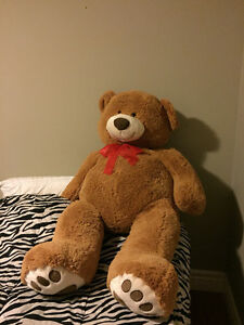 HUGE 4 FOOT TEDDY BEAR