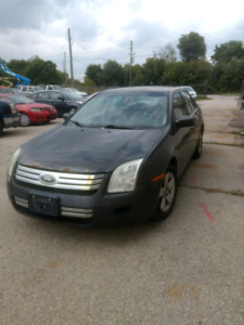 2006 Ford Fusion Certified
