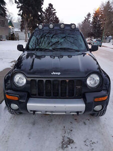 2003 Jeep Liberty Renegade SUV, Crossover