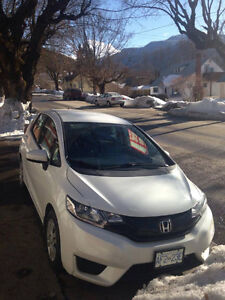 2015 Honda Fit LX Hatchback - Great Condition!!  - $13,500 O.B.O