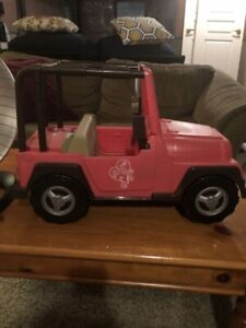 Car for American girl dolls