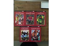 Marvel Mightiest Heroes Graphic Novel Collection x5