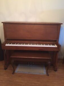 Piano Stanley 1934