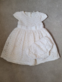 9-12 beautiful wedding outfit dress AS NEW
