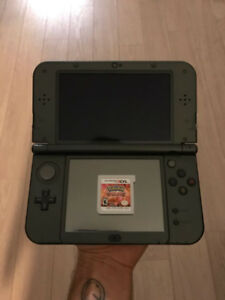 New Nintendo 3DS XL and Pokemon Omega Ruby