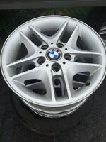 "OEM BMW WHEELS 16"" --- $150"