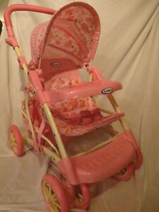 Graco Doll Stroller/Bassinet