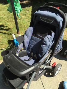 Stroller, Car seat / Carrier, base for car