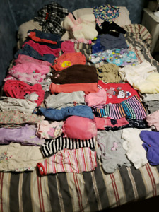 Girls 12-18m clothes