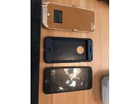 iPhone 6 64gb with charging case
