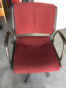 Red Office Chair