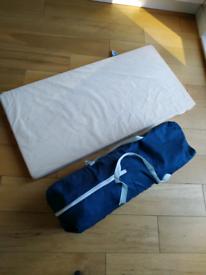Thomas & friends Travel cot + mattress