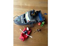 Playmobil Police Boat bundle
