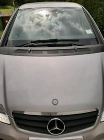 Mercedes a class 160 ..