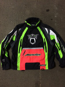 Manteau Jacket motoneige Arctic Cat snowcross XL
