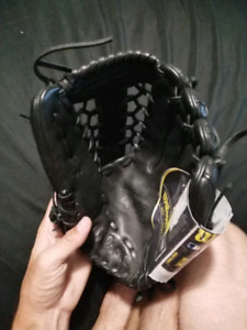 Two brand new Wilson A1K gloves
