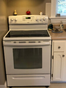 Kenmore Range and Dishwasher