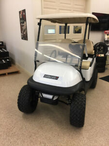 2013 Club Car Precedent upgraded 4 passenger Electric