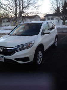 **LOW MILEAGE** 2015 Honda CRV SE AWD