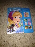Frozen - picture/sound book