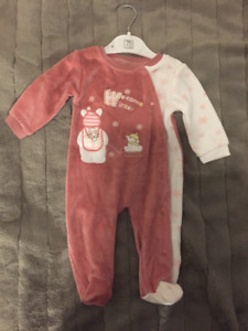 Baby girl clothing ( 0-6 months)- brand-new
