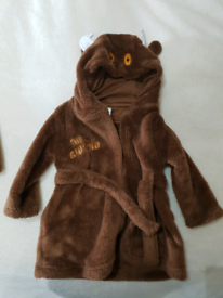 The gruffalo dressing gown