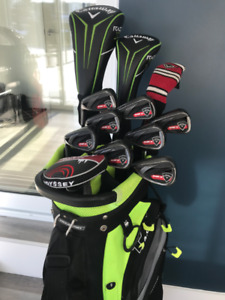 Superbe ensemble golf Callaway X2 HOT RAZR X BALCK taylormade