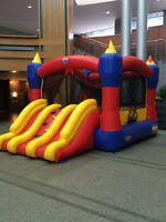 COMMERCIAL BOUNCY CASTLE FOR RENT