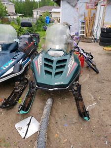 1995 arctic cat 340 bear cat