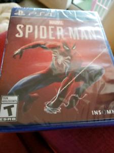 Spiderman Sealed
