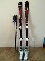 Ski Alpin Head équipement complet pour femme