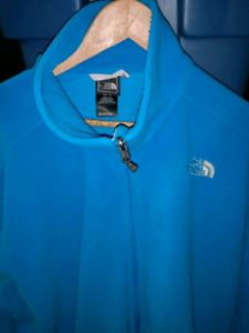 MENS NORTHFACE SPRING SUMMER FALL FLEECE JACKET