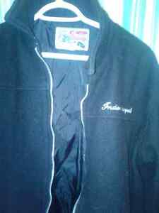 Indian motorcycle  jacket it is a large and is not leather Cambridge Kitchener Area image 8