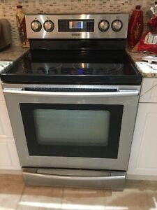 Samsung Stainless Steel Frig  and Stove Kingston Kingston Area image 2