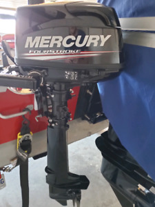 5hp sail power Mercury