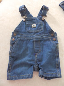 Nevada summer overall size 12M