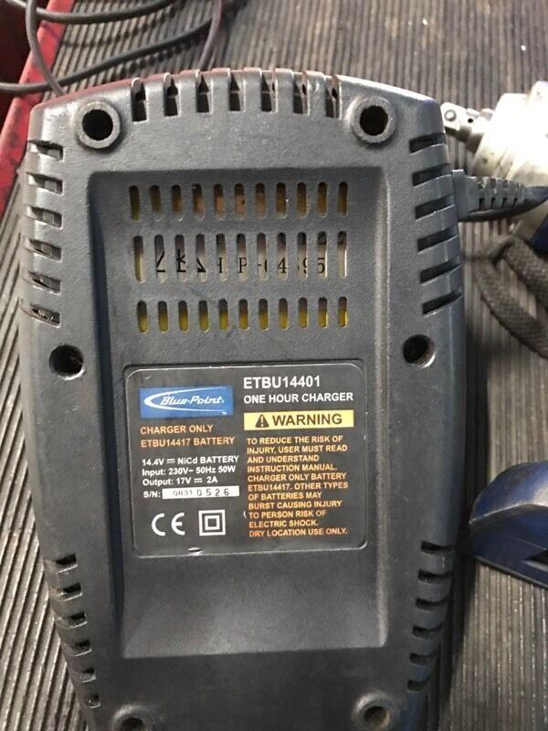 BluePoint / Snap-on battery gun 3/8