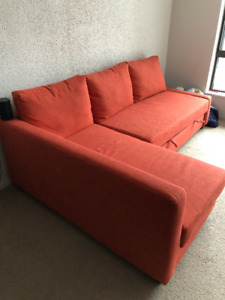 Moving Sale - Ikea Couch, Bed, Drawers, Table