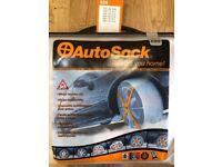 Car Tyre Snow Socks Traction Aid